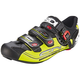Sidi Genius 7 Shoes Men yellow/black